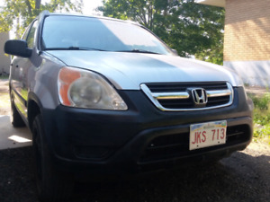 2004 honda crv awd with AC power everthing.lisc and insp