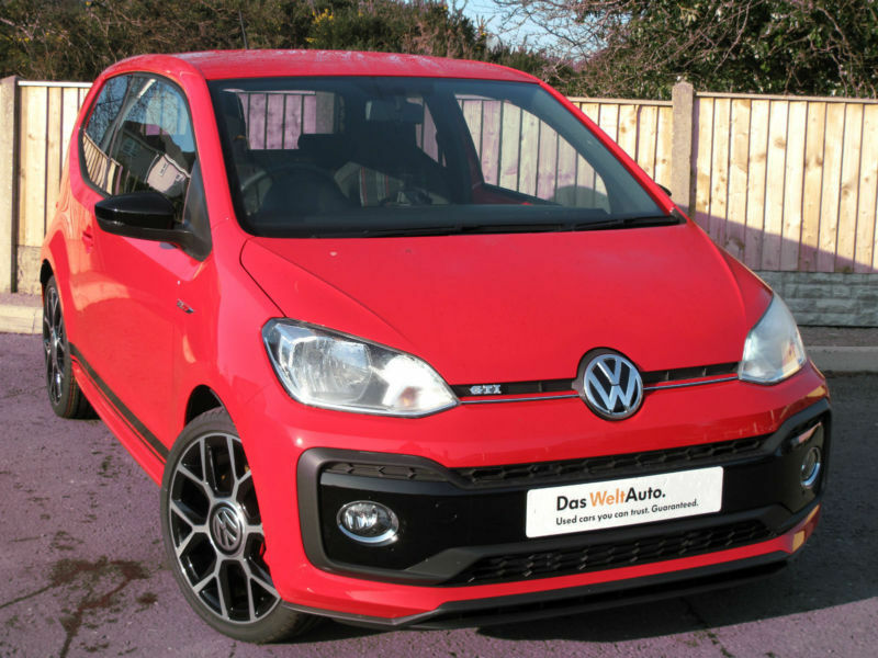 Volkswagen Up Gti 1 0 115ps Dec 2018 1000 Off In Our New Year