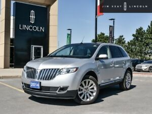 2014 Lincoln MKX Base  - Leather Seats -  Cooled Seats - $132.36