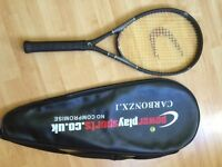 Power Play titanium speed adult racket