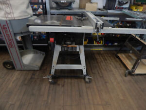 table and miter saws for sale at the 689r tool store