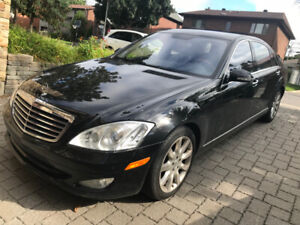 2007 Mercedes-Benz S-Class 550 Sedan (LWB) 4-Matic, LIKE NEW,