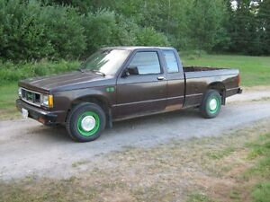 1989 GMC S-15 Pick Up
