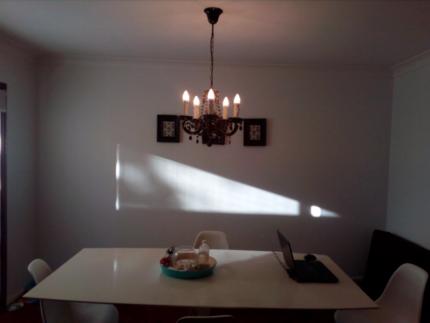 Candelabra chandeliers ceiling lights gumtree australia inner black 5 candelabra chandelier provincial shabby ceiling light aloadofball Choice Image