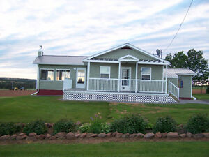 CLEAN 3.5 ACRE WITH UPDATED HOUSE 5202 Route 2 St Peters Bay