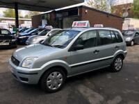 Ford Fusion 1 5dr 1.4cc 2004 Petrol SEMI AUTO Low Mileage Immaculate S/History