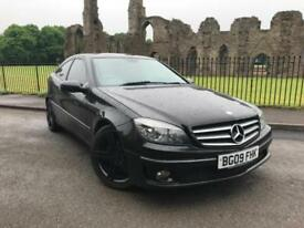 2010 (59) Mercedes-Benz CLC 200 2.1TD CDI ** Automatic ** New Mot On Purchase **