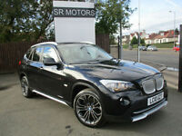 2010 BMW X1 2.0TD auto xDrive23d SE(TOP SPEC,PAN ROOF,HISTORY)