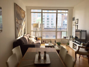 a great one bedroom apartment at the heart of Downtown Toronto