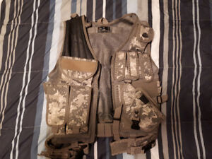 Paintball/airsoft tac vest