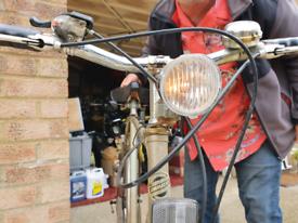 Gents 1980s 'vintage' Emmelle Town Bike