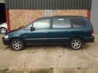 1998 HONDA SHUTTLE-AUTOMATIC-7 SEATER-AIR CON-MAY 2017 M.O.T