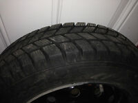 Hankook 175/65R14 Winter Snow Tires w/ Nitrogen - Like New!