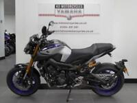 18 REG YAMAHA MT 09 SP OHLINS SUSPENSION AND OVER 1000 WORTH OF ACCESSORIES