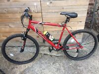 Adult Men's Apollo Feud Mountain Bike (Used Twice)