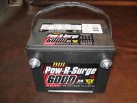 Pow-R-Surge 6000 Battery