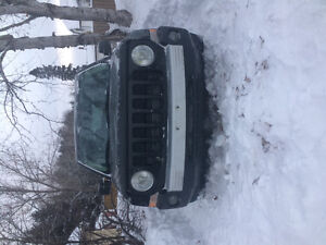 2007 Jeep Patriot for parts or to be fixed