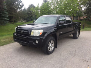 2006 Tacoma TRD, OFF ROAD, 4X4, 4.0 V6, Extremely Clean!