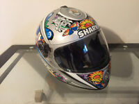 Shark Women's Helmet Small 120$