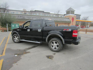 2005 Ford F-150 SuperCrew FX-150 Pickup Truck,NO ACCIDENTS$10500