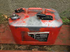 Gas metal can 25L