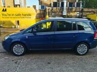 2011 Vauxhall Zafira 1.6 i VVT 16v Design 5dr +7 Seater +Petrol +ULEZ +New Servi