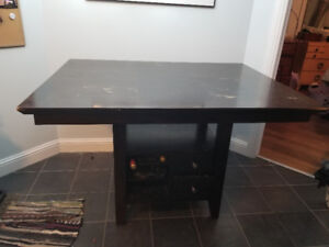 Counter high dinning table REDUCED!