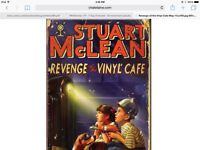 Looking for Stuart McLean tickets!