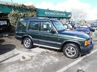 Land Rover Discovery 2.5Td5 2002 Td5 XS DIESEL 7 SEAT FULL MOT