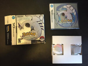 Pokemon SoulSilver brand new/ sealed