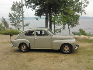 1963 Volvo PV544- No Rust.  Perfect Condition-Certified