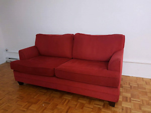 Couch for sale near guy!