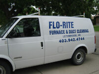 Flo-Rite Furnace and Duct Cleaning.