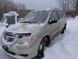 2003 Mazda MPV Fourgonnette, fourgon