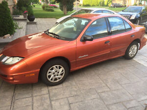 2005 Pontiac Sunfire, good for parts