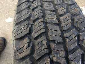 235/75R15 Winter Tires Like New
