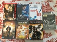 10 Action DVD Collection, inc Sarah Connor Chronicles & Touching the Void