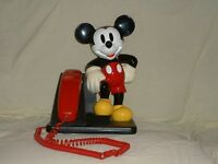 Mickey Mouse Phone @ REDUCED PRICE