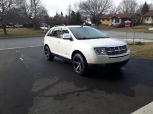 Lincoln mkx 2007 awd 143000km