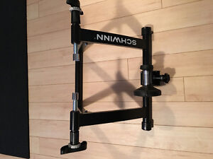 New exercise bike stand.