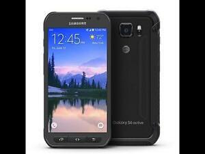 UNLOCKED SAMSUNG S6 ACTIVE 32GB (RUGGED PHONE)