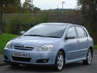 TOYOTA COROLLA1.4 VVT-i COLOUR COLLECTION,1 OWNER,FULL DEALER SERVICE HISTORY