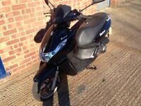 Peugeot Kisbee 50cc £550