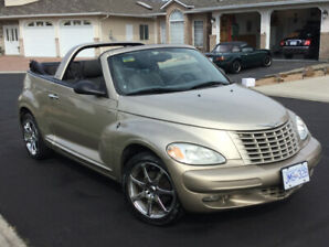 """ 2005. P.T.   CRUISER.  ""CONVERTIBLE "".       Motivated to SELL"