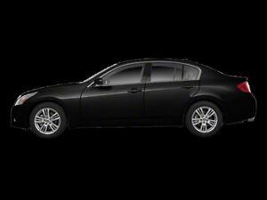 2012 INFINITI G37 Luxury