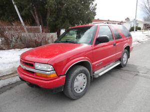 2005 Chevrolet Blazer VUS ***129625 KM ***