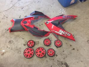 Used 2006 to 2013 ski-doo parts and accessories London Ontario image 7