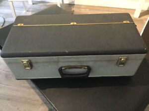 VINTAGE Orcana organ (in a suitcase)