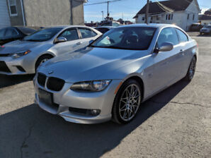 BMW 2010 335 i xDrive Coupe, Very LOW Km, Only 92k!