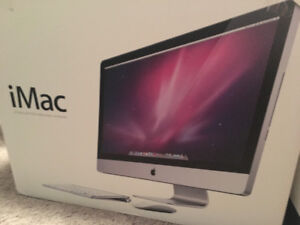 Mac computer for sale.  No hard drive in it.